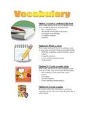 Vocabulary Assignment