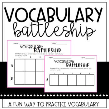 Battleship Template Teaching Resources Teachers Pay Teachers