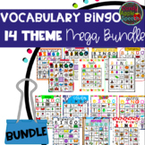Vocabulary Bingo MEGA Bundle