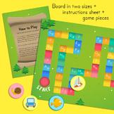 Vocabulary Board game