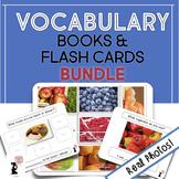 Vocabulary Books & Flash Cards BUNDLE