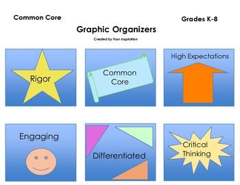 Vocabulary Box Graphic Organizer