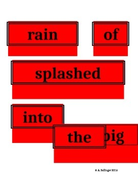 Vocabulary Build - a - Sentence McGraw-Hill Reading Wonders