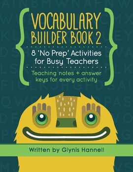 Vocabulary Builder Book 2
