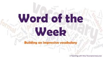 Vocabulary Builder - Dishevelled