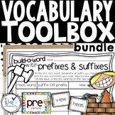 Vocabulary Activities | Root words, prefixes, suffixes, context clues