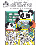 Vocabulary Builders: Animals & Their Environments Around t