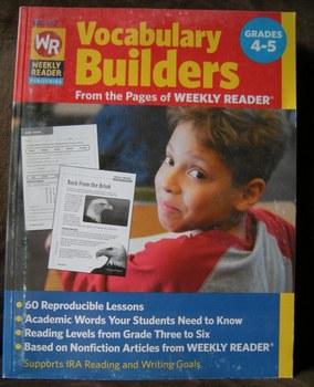 Vocabulary Builders Grades 4-5 IRA Non-fiction practice