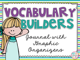 Vocabulary Builders Journal