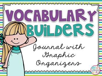 Vocabulary Builders Journal