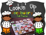 Vocabulary Building {Cookin' Up Vocabulary - An Interactiv