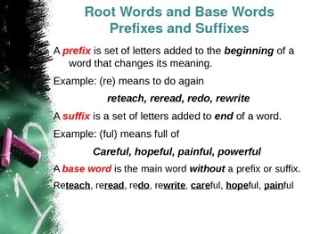 Vocabulary Building Powerpoints