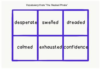 Vocabulary Building Set