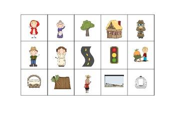 Vocabulary Building Skills for Primary Grades