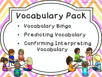 Vocabulary Pack