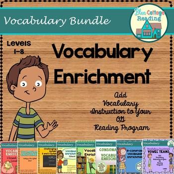 Vocabulary Bundle