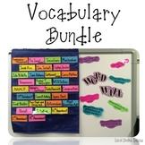 Vocabulary Activities Teaching Strategies