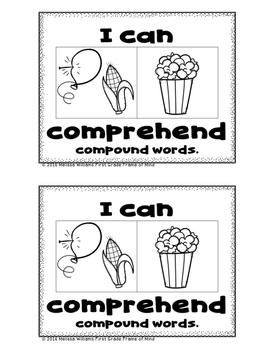 Academic Vocabulary COMPREHEND compound words