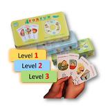 Vocabulary Card Game
