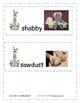 Vocabulary Cards: The Velveteen Rabbit