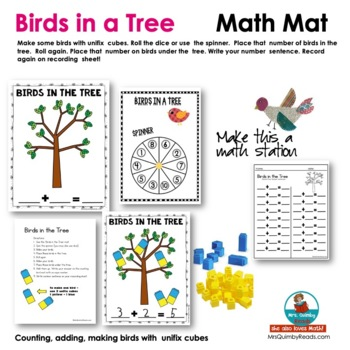 All About Birds | Primary Readers and Writers | [Literacy-Science-Math]