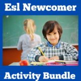 ESL Newcomers BUNDLE