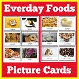 Food Picture Cards | ESL