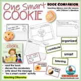 One Smart Cookie -Reader Response Pages - [Vocabulary Cards] Teach Keywords