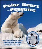 "Vocabulary Cards for ""Polar Bears and Penguins: a compare and contrast book"""