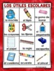 Back to School Word Wall in Spanish