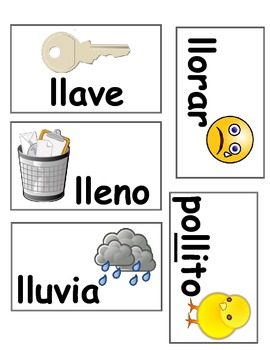 Word Wall (Spanish)