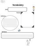 Vocabulary Center