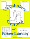 Vocabulary Centers and Partner Learning: Ideas, Activities