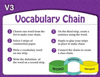 Vocabulary Chain Challenge