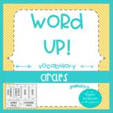Vocabulary- (Chapter 12) Circles