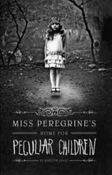 Vocabulary Chart- Miss Peregrine's Home for Peculiar Children