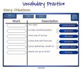 Vocabulary Chinatown