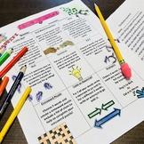 Vocabulary Choice Board, Vocabulary Activity, Vocabulary Tic Tac Toe