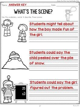 Vocabulary Companion for Second Grade: Unit 3
