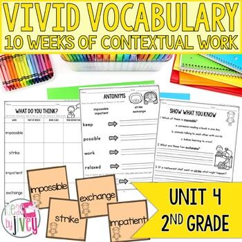 Vocabulary Companion for Second Grade: Unit 4