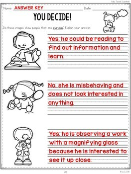 Vocabulary Companion to Celebrating Diversity (grades 1-2)