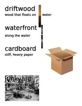 Vocabulary: Compound Word Cards