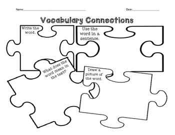 Vocabulary Connection