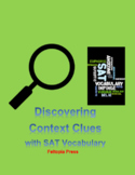 Vocabulary Context Clues - 4 exercises
