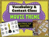 Vocabulary & Context Clues: Movie Theme