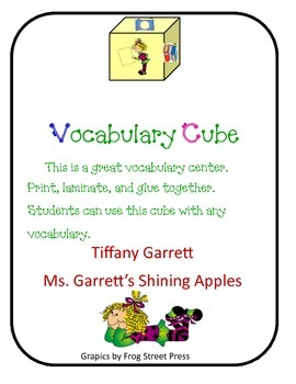 Vocabulary Cube