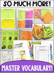 Vocabulary Curriculum Grade 4- Growing Bundle