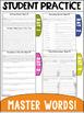 Vocabulary Curriculum Grade 5- Set 4
