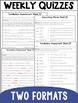 Vocabulary Curriculum Grade 6- Set 3