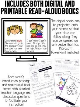 Kindergarten Vocabulary Curriculum Set 1